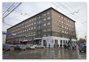 «Мария РА» «заморозила» проект в центре Новосибирска