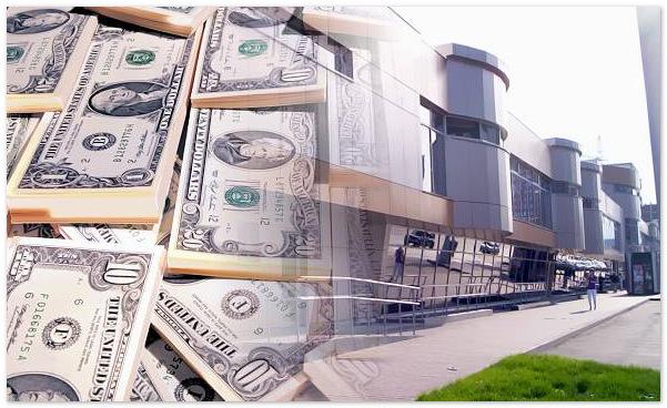 Инвестиции в недвижимость России в первом полугодии упали почти на 60%