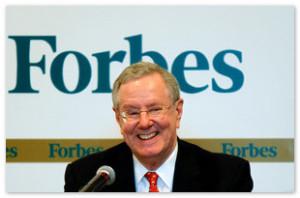 Американский Forbes купила группа инвесторов из Гонконга