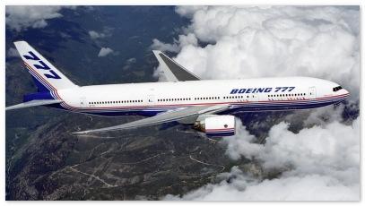 Российские фондовые индексы  упали на новостях о крушении Boeing 777
