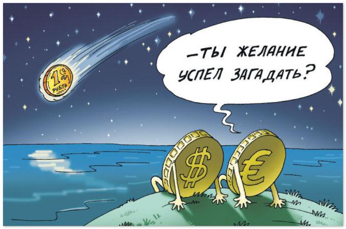 Новые санкции напугали российский фондовый рынок и уронили рубль