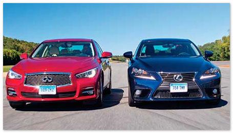 Toyota и Nissan не станут размещать в России производство автомобилей премиальных марок