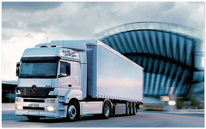 Надежный партнер по перевозке грузов.