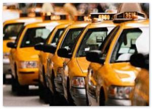 Таксопарки покинули Казань