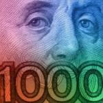 Доллар уступил часть позиций европейским валютам