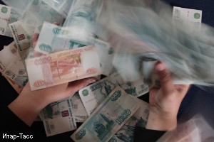 ЦБ РФ старается укрепить курс рубля