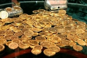 Инвестиционные и золотые монеты Банка России