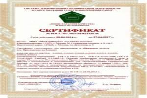 Сертификация продукции как инструмент конкурентной борьбы