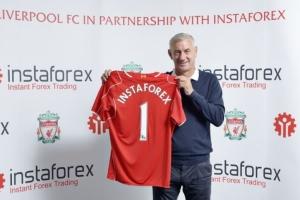 «ИнстаФорекс» и «Ливерпуль» заключили соглашение