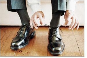 Советы по выбору мужских осенних ботинок