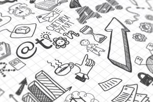Этапы разработки логотипа компании