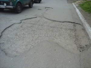 «Фронтовые» дороги Ульяновска: когда закончатся бои?