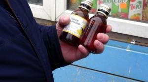 «Причал» для фанфуриков: ульяновцы жалуются на киоск у детдома