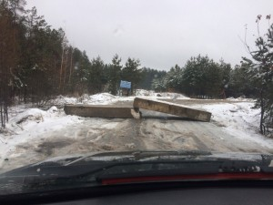 Дороги в Ульяновске закрываются не только для ремонта…