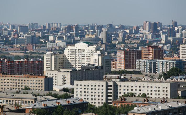 В долговой яме оказался Новосибирск