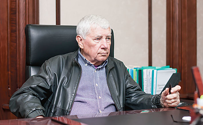 Юрий Бугаков: «Я бы повторил всё сначала»