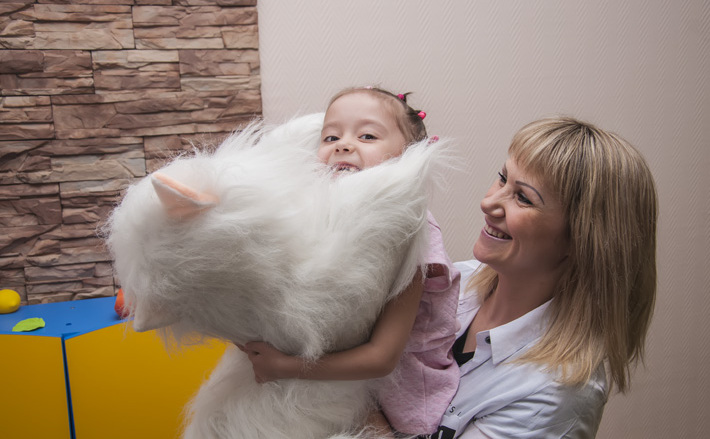 Белоснежный кот для Снежаны