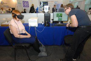 В Самаре представили очки виртуальной реальности, которые могут поставить на ноги больных с инсультом