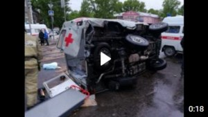 Видео смертельного ДТП на Московском шоссе