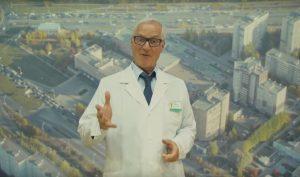 Врачи Самарской области сняли пародию на хит «Тает лёд»