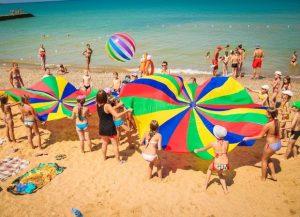 450 детей из Самарской области отдохнут на Чёрном море