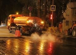 В Самаре выполнили треть дорожных работ, запланированных на год