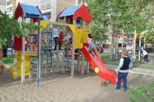 В Самаре выбирают дворы для включения в программу «Комфортная городская среда»
