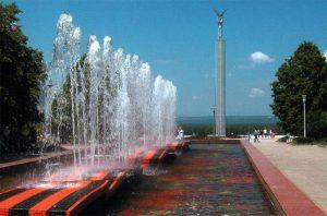 Фонтан около площади Славы в Самаре восстановят к 1 сентября