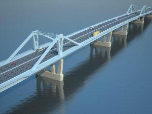 На Фрунзенский мост в Самаре планируют направить ещё 400 млн рублей