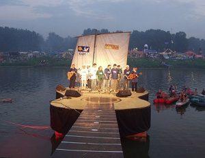 В 2018 году Грушинский фестиваль перенесут на август