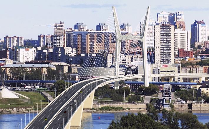 Мост облегчит жизнь