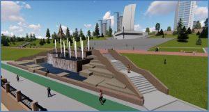 На реконструкцию набережной Самары направят ещё 202 млн рублей