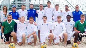 Пляжные «Крылья Советов» начнут выступление в Чемпионате России уже на следующей неделе