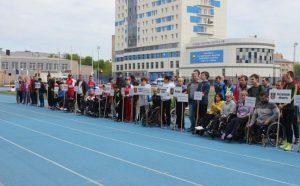 Самарские легкоатлеты завоевали 9 медалей на чемпионате России среди спортсменов с ограничениями здоровья