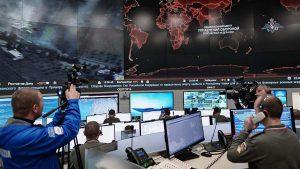 В России создают систему, иммитирующую групповой ракетный налет