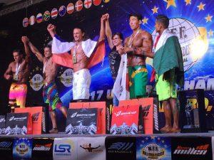 Самарец завоевал титул Mr.Universe