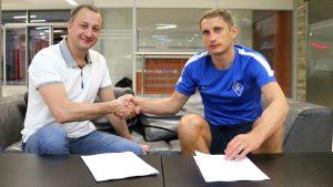 «Крылья Советов» подписали соглашение с Сергеем Самодиным