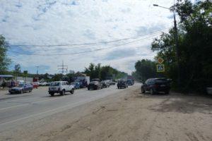 В Самаре Красноглинское шоссе станет односторонним