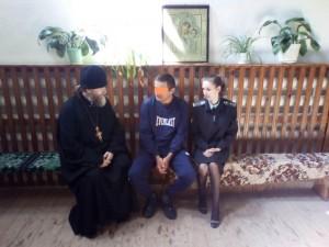 Судебные приставы Ульяновской области провели встречу должников со священнослужителем