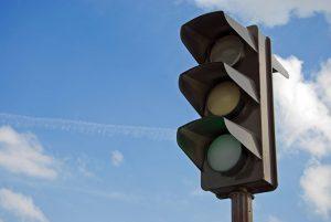 В центре Самары отключились светофоры