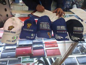 Самарские таможенники изъяли продукцию с поддельными марками FIFA