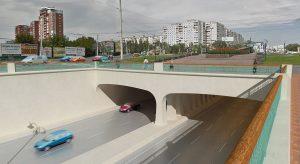 Тоннель на Московском шоссе в Самаре откроют к 1 сентября
