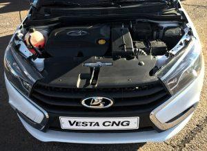 АвтоВАЗ выпустит газово-бензиновую Lada Vesta CNG