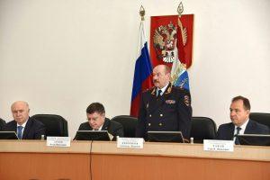 В Самаре представили нового начальника областного ГУ МВД