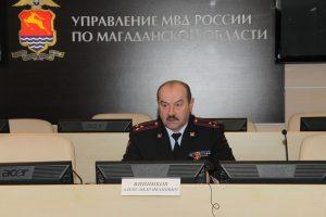 Самарскую полицию возглавил Александр Винников