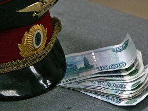 Жительница Самарской области пыталась дать взятку полицейскому