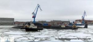 Атомный «Ульяновск» уйдет под воду