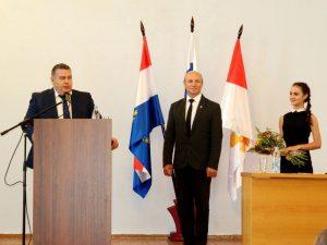 В Самарской области выбрали нового главу Красноармейского района