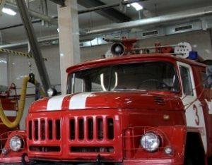 Новое пожарное депо в ОЭЗ «Тольятти» начнёт работать до конца года