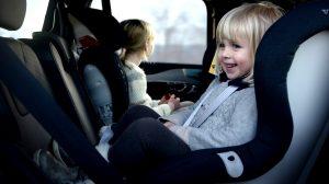 С 12 июля в силу вступят новые правила перевозки детей